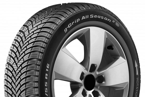Anvelopa all seasons BF GOODRICH G-GRIP ALL SEASON2 225/45 R18 95V