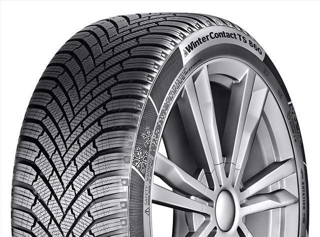 Anvelopa iarna CONTINENTAL WintContact TS 860 185/60 R16 86H