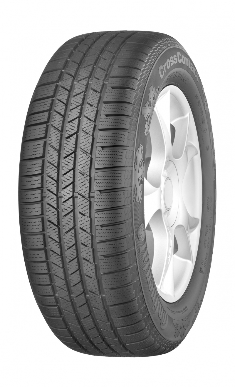Anvelopa all seasons CONTINENTAL Cross Contact Lx Sport 255/50 R19 107H