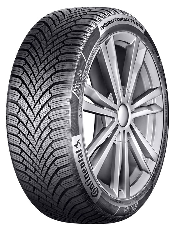 Anvelopa iarna CONTINENTAL WinterContact TS 860 195/65 R15 91T