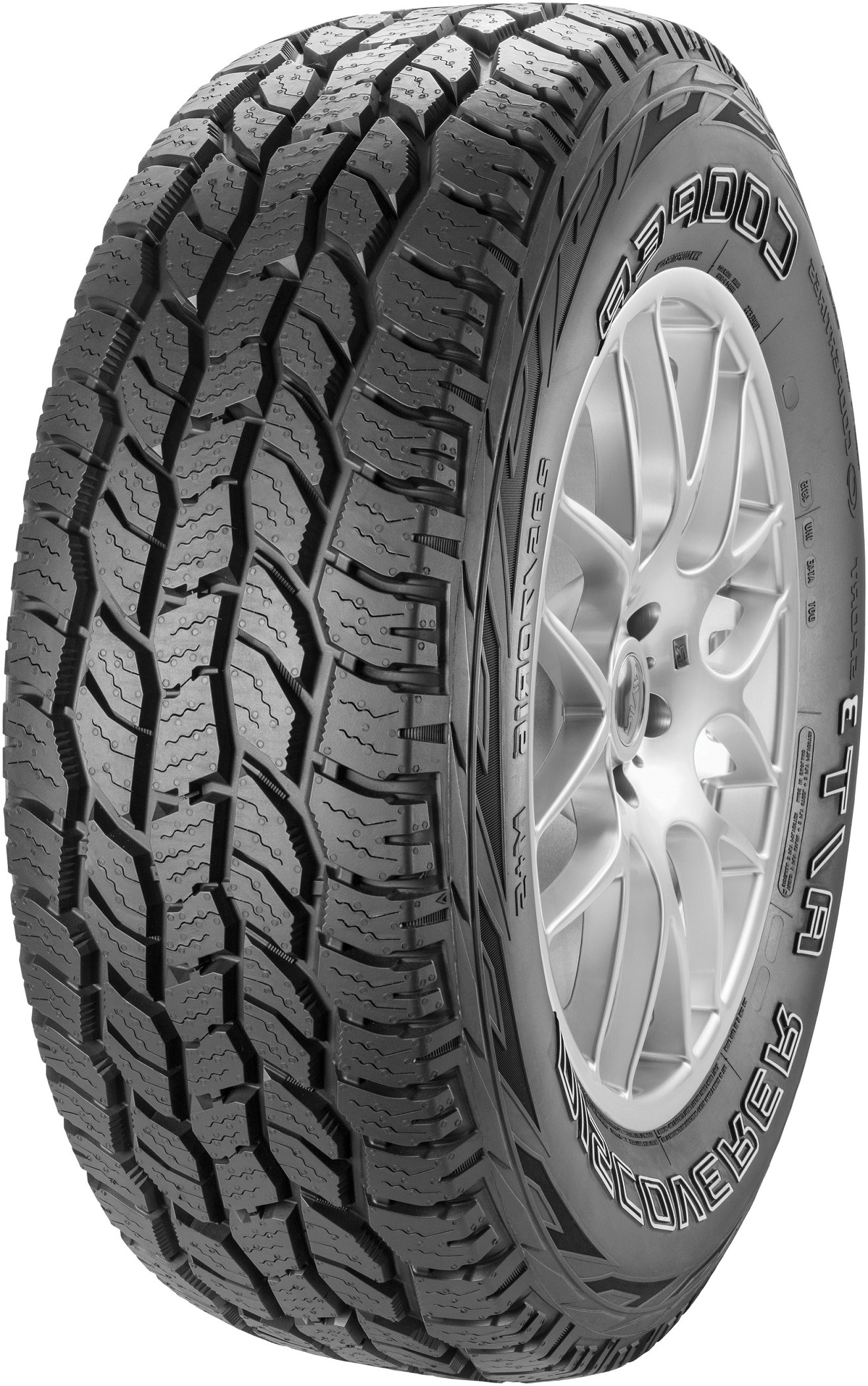 Anvelopa all seasons COOPER DISCOVERER AT3 4S OWL 225/75 R16 104T