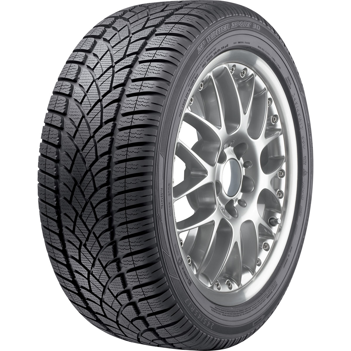 Anvelopa iarna DUNLOP SP WINTERSPORT 3D XL 255/55 R18 109V