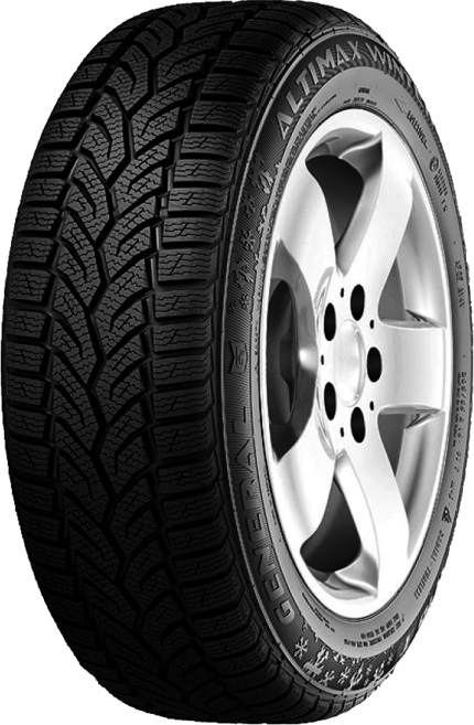 Anvelopa iarna GENERAL Altimax Winter Plus 205/55 R16 91T
