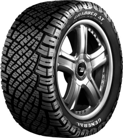 Anvelopa all seasons GENERAL Grabber At 275/45 R20 110H