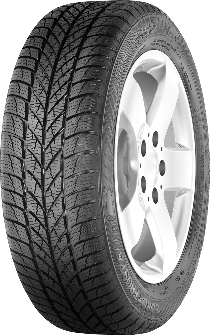 Anvelopa iarna GISLAVED MADE BY CONTINENTAL Euroo Frost5 205/55 R16 91H