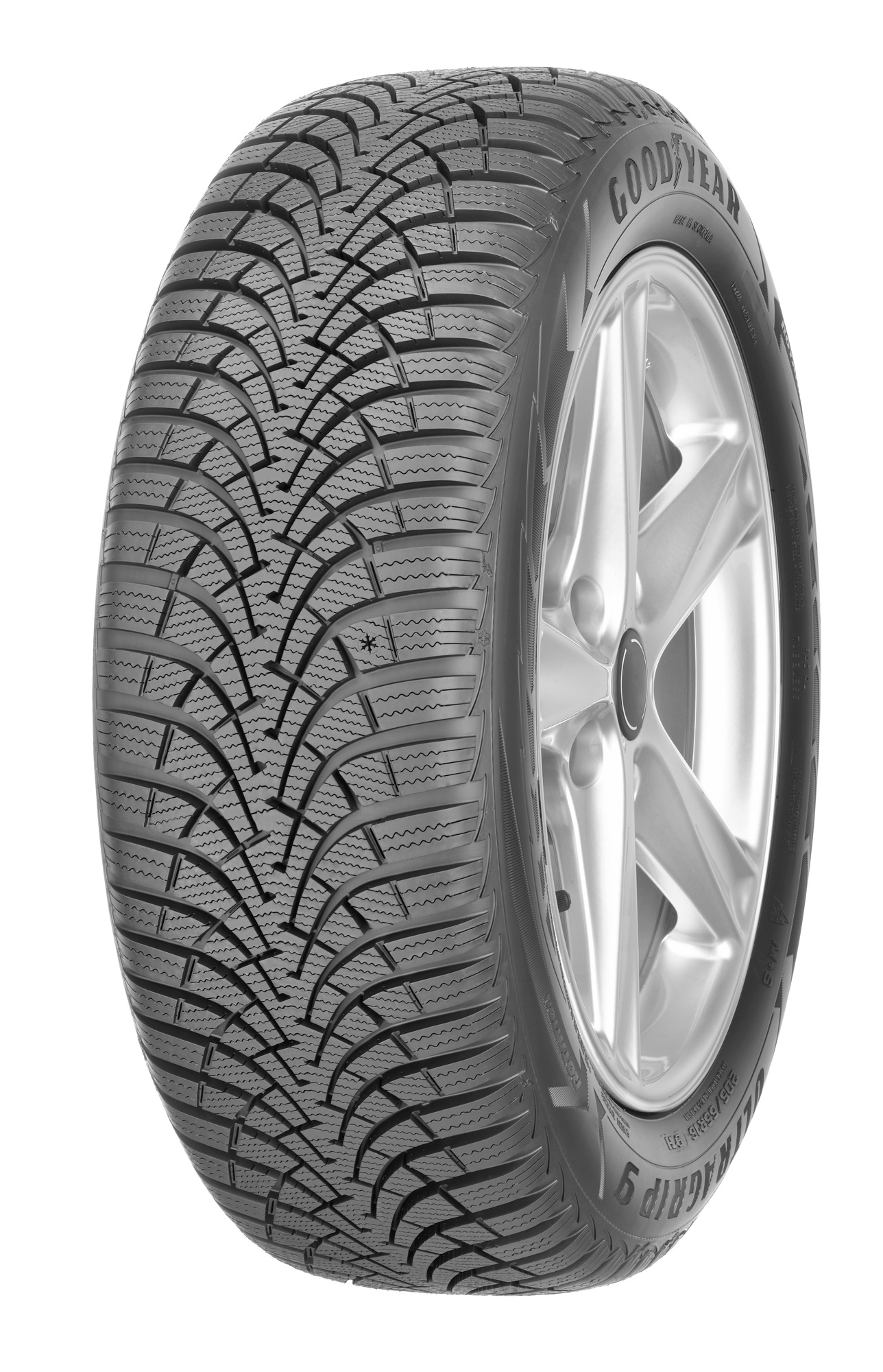 Anvelopa iarna GOODYEAR UG 9 MS 185/65 R15 88T