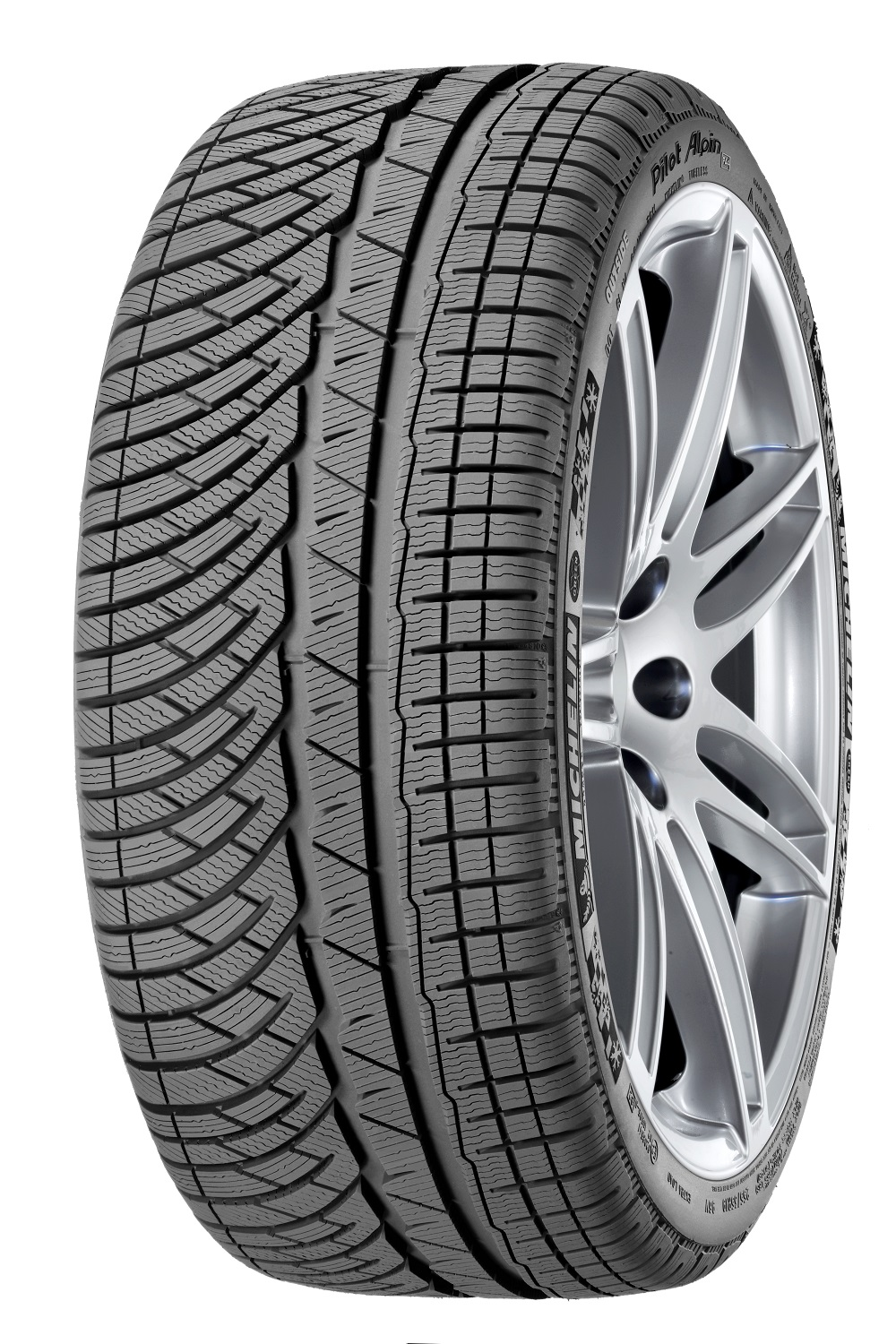 Anvelopa iarna MICHELIN PILOT ALPIN 4 XL 215/45 R18 93V